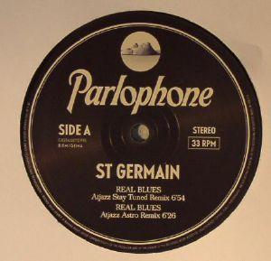 ST GERMAIN - Real Blues (Atjazz remixes)