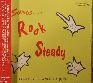 TAITT, Lynn & THE JETS - Sounds Rock Steady