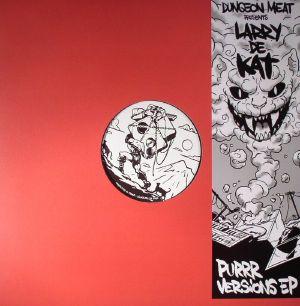 LARRY DE KAT - Purrrversions EP
