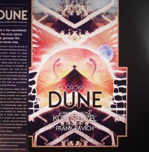 STENZEL, Kurt - Jodorowsky's Dune (Soundtrack)