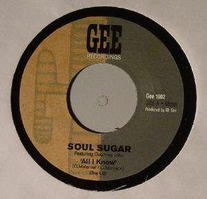 SOUL SUGAR feat COURTNEY JOHN - All I Know