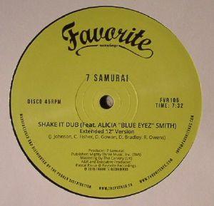 7 SAMURAI - Shake It