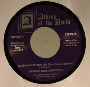 SECOND RESSURRECTION feat LOUIS JOHNSON - Keep On Keeping On