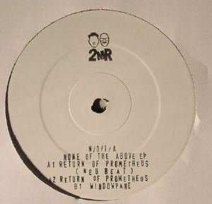 NOTA - None Of Above EP