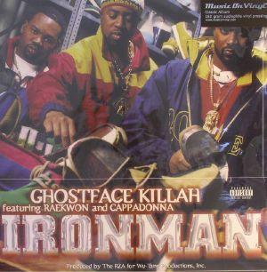 GHOSTFACE KILLAH feat RAEKWON/CAPPADONNA - Ironman