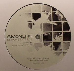 SIMONCINO - Dream States EP