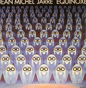 JARRE, Jean Michel - Equinoxe