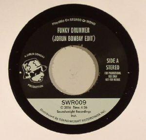 BOMBAY, Jorun - Funky Drummer