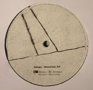 SAHAU - Montreal EP