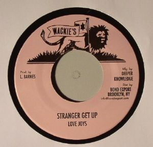 LOVE JOYS - Stranger Get Up