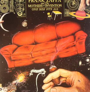 ZAPPA, Frank/THE MOTHERS OF INVENTION - One Size Fits All