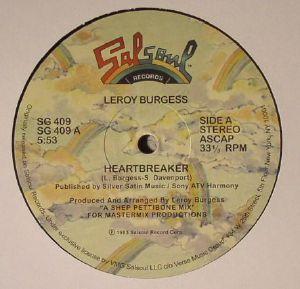 BURGESS, Leroy - Heartbreaker