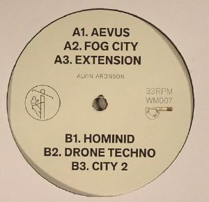 ARONSON, Alvin - City EP