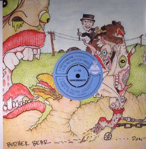 BUTCHER BEAR - Don't Save Yourself