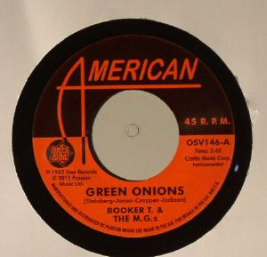 BOOKER T & THE MG'S/THE MAR KETS - Green Onions