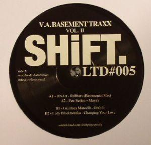 DNART/PETR SERKIN/GIANLUCA MARCELLI/LADY BLACKTRONIKA - Basement Traxx Vol 2