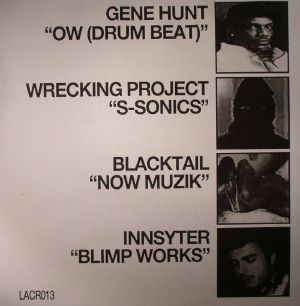 HUNT, Gene/WRECKING PROJECT/BLACKTAIL/INNSYTER - OW (Drum Beat)
