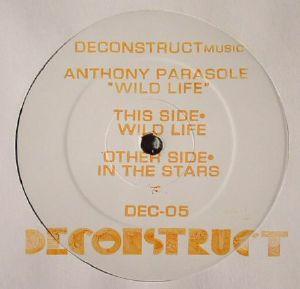 PARASOLE, Anthony - Wild Life