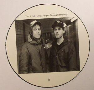 SMALLPEOPLE - The Artist's Smallpeople Reping Hamburg! (reissue)