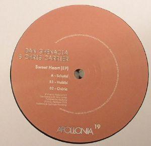 GHENACIA, Dan/CHRIS CARRIER - Sweet Heart EP