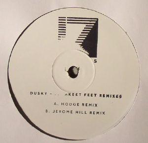 DUSKY - Parakeet Feet Remixes