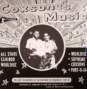VARIOUS - Coxsone's Music 1: The First Recordings Of Sir Coxsone The Downbeat 1960-1962