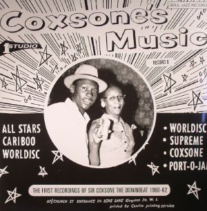 VARIOUS - Coxsone's Music 2: The First Recordings Of Sir Coxsone: The Downbeat 1960-1962