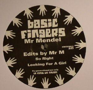 MR MENDEL - Edits By Mr M