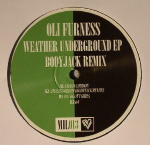 FURNESS, Oli - Weather Underground EP