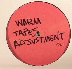 SCM/GARI ROMALIS - Warm Tapes Adjustment Vol 2