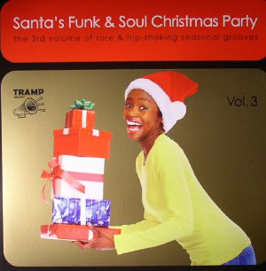 VARIOUS - Santa's Funk & Soul Christmas Party Vol 3