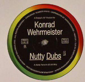 WEHRMEISTER, Konrad - Nutty Dubs