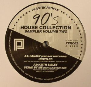 VARIOUS - 90's House Collection Sampler Two