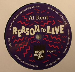 KENT, Al - Reason To Live