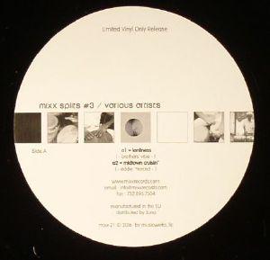 BROTHERS VIBE/EDDIE MERCED/TOMINORI HOSOYA/GEORGE P - Mixx Splits #3