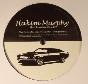 MURPHY, Hakim - The Chocolate Dice EP