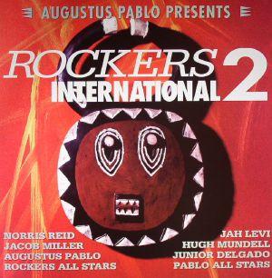 PABLO, Augustus/VARIOUS - Augustus Pablo Presents Rockers International 2