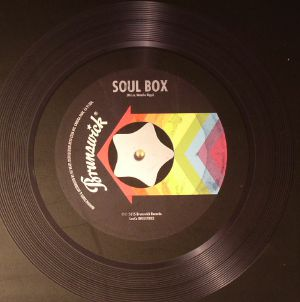 VARIOUS - Brunswick Soul Box