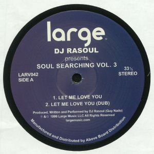 DJ RASOUL - Soul Searching Vol 3