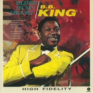 BB KING - Blues In My Heart