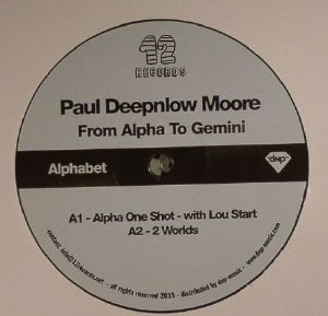 PAUL DEEPNLOW MOORE - From Alpha To Gemini