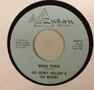 WALLACE, Sid Sidney/THE BELAIRS - Green Power