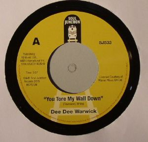 WARWICK, Dee Dee - You Tore My Wall Down