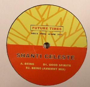 CELESTE, Shanti - Being