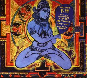 VARIOUS - Electric Psychedelic Sitar Headswirlers: Volumes 1-11 (remastered)