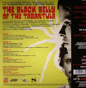 MORRICONE, Ennio - The Black Belly Of The Tarantula (Soundtrack)