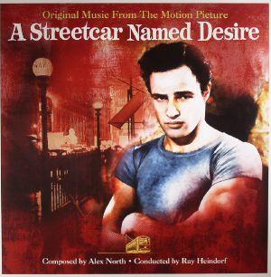 NORTH, Alex/RAY HEINDORF - A Streetcar Named Desire (Soundtrack)