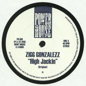 GONZALEZZ, Zigg - High Jackin