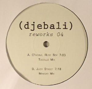 DJEBALI - Reworks 04
