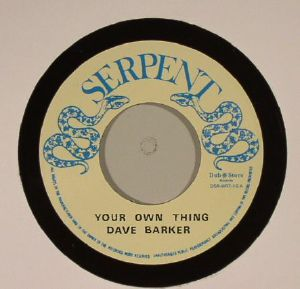 BARKER, Dave/THE TECHNIQUES - Your Own Thing